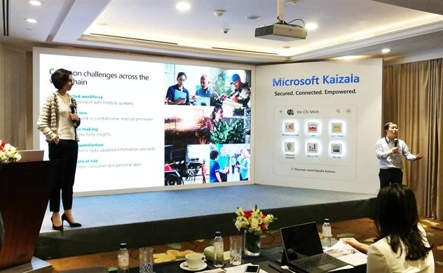 Microsoft tham gia thị trường chat trực tuyến