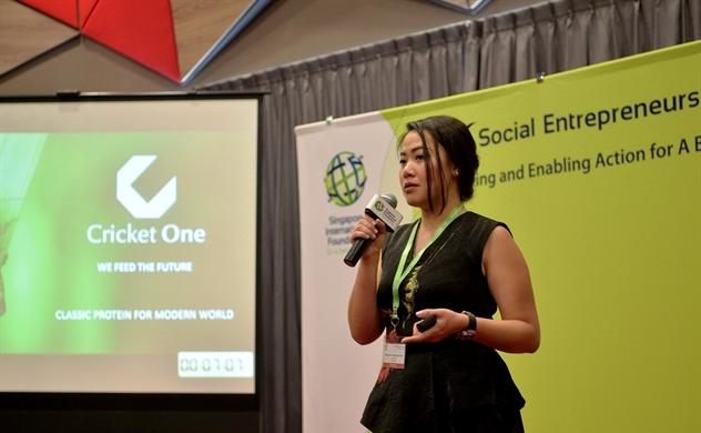 Đại diện Việt Nam lọt top 7 chương trình doanh nhân xã hội trẻ tại Singapore