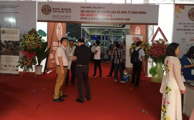Hội chợ Bifa Wood Vietnam - cầu nối giao thương ngành gỗ