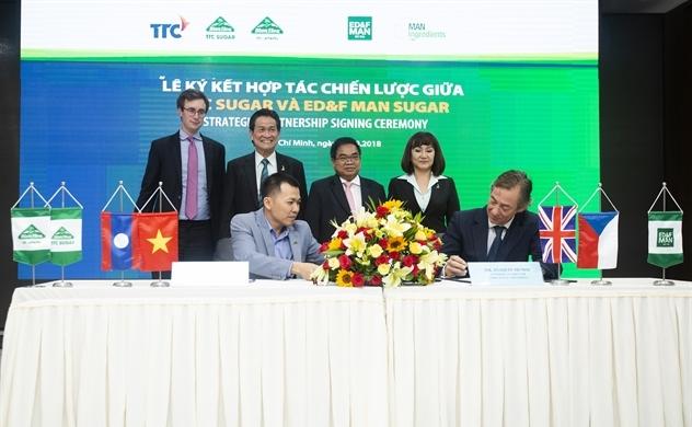 TTC Sugar xuất khẩu đường organic  sang châu Âu