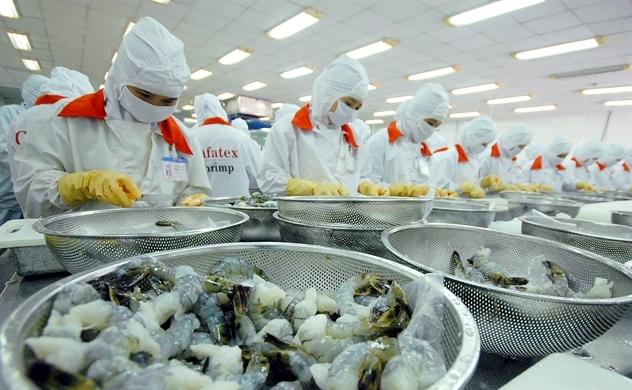Ngành tôm tăng tốc để cán mốc 3,4 tỷ USD
