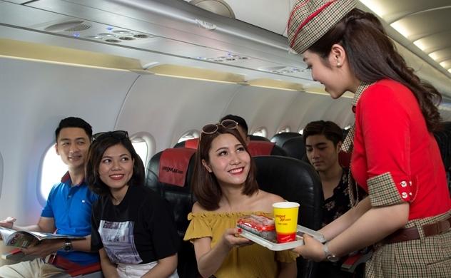 VietJetAir lãi ròng 3.681 tỷ đồng sau 9 tháng