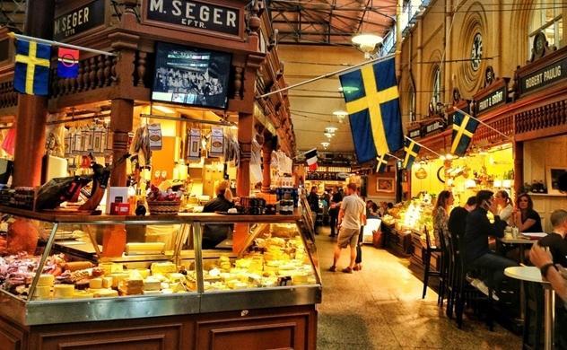 Thụy Điển từ bỏ dần tiền mặt như thế nào?