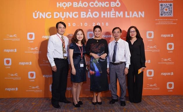 Ứng dụng LIAN - Công nghệ bảo hiểm tự động đầu tiên tại Việt Nam