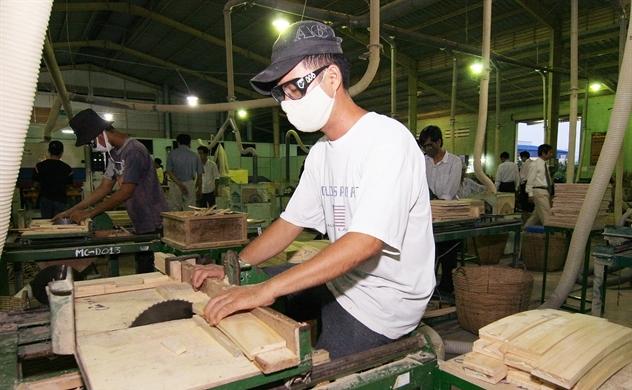 Ngành gỗ Việt Nam sẽ cán đích xuất khẩu 9 tỷ USD
