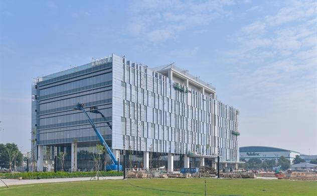 Bàn giao tháp văn phòng Tower 1 thuộc dự án OneHub Saigon