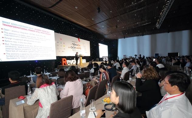 Hội nghị Đầu Tư: Kinh tế 4.0 từ Tiến hóa đến Cách mạng