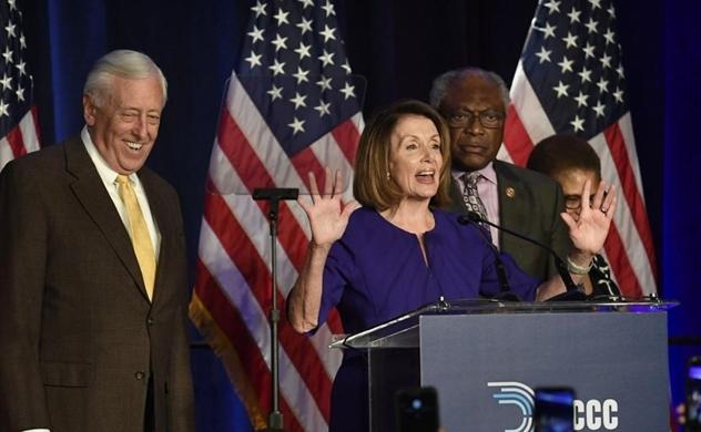 Đảng Dân chủ ủng hộ hay phản đối chiến tranh thương mại?