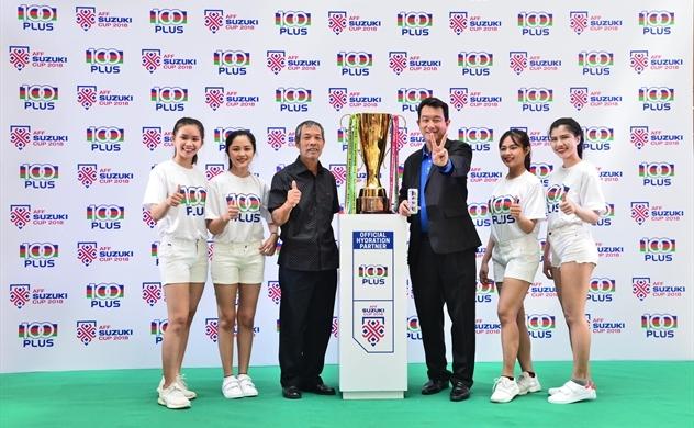 F&N Việt Nam mang AFF Suzuki Cup 2018 về TP.HCM