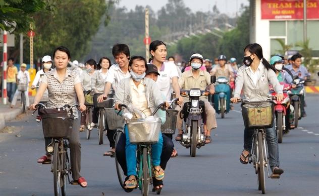 Việt Nam hướng tới luật hóa tiêu chuẩn lao động quốc tế
