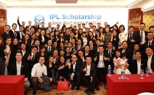 Học bổng Chương trình Lãnh đạo Khai phóng IPL