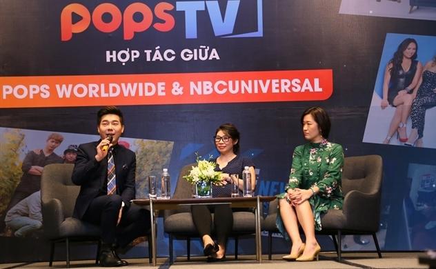 NBCUniversal phát sóng tại Việt Nam
