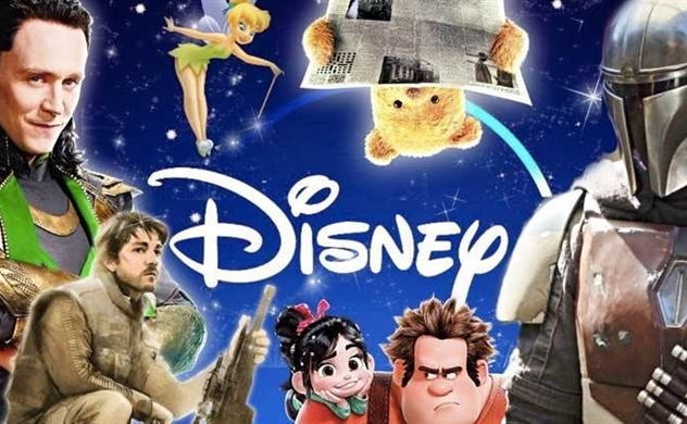 Disney tuyên chiến Netflix