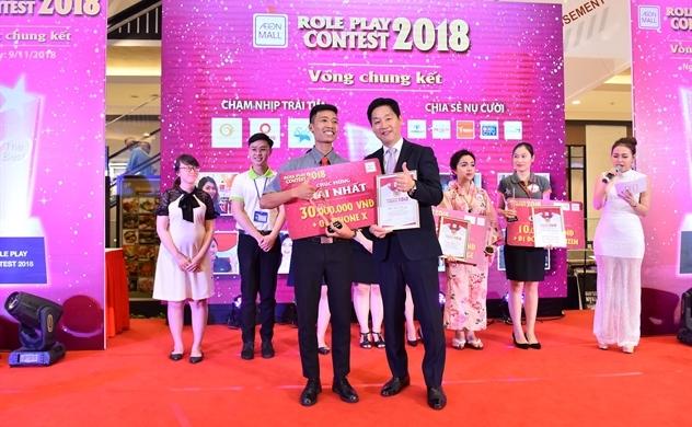 Ấn tượng cuộc thi Role Play Contest 2018