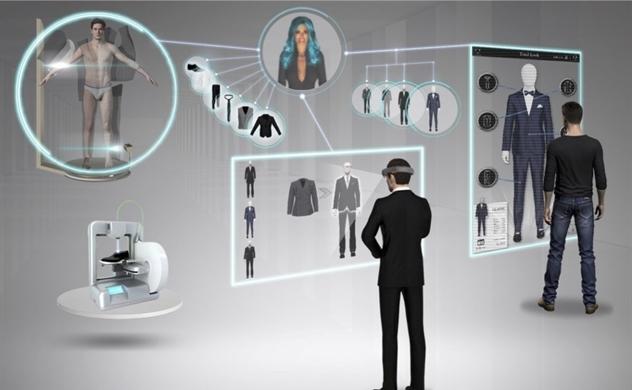 Trí tuệ nhân tạo vào ngành thời trang