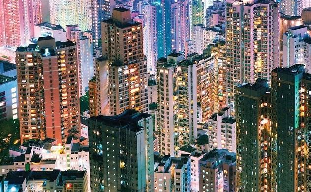 Giá nhà đất ở Hồng Kông có thể giảm 25% trong năm tới