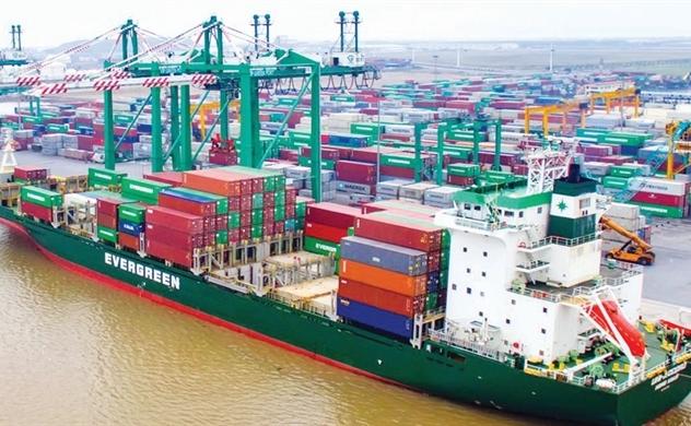 Viconship: Cảng sâu đón tàu lớn