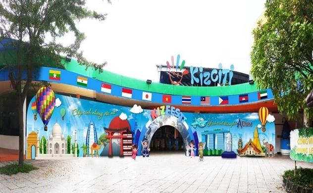 Lễ hội khám phá Á châu KizCiti