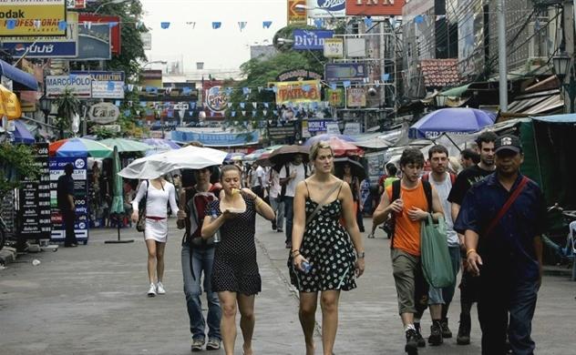 Du lịch Thái Lan lao đao vì vắng khách Trung Quốc