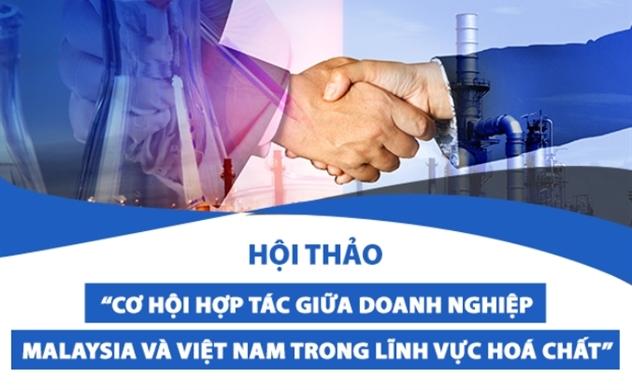 Hội thảo cơ hội hợp tác giữa doanh nghiệp Malaysia và Việt Nam trong lĩnh vực hóa chất