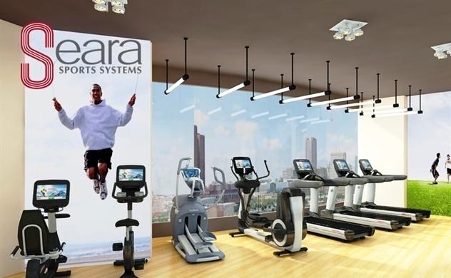 Seara Việt Nam hoàn thành dự án hạ tầng fitness cho Hilton Đà Nẵng