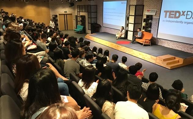 Dreamplex hợp tác với TEDxĐakao thực hiện chuỗi sự kiện truyền cảm hứng