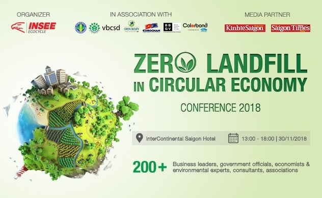 INSEE Ecocycle Việt Nam tổ chức hội nghị về kinh tế tuần hoàn