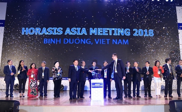 Horasis Châu Á 2018 thu hút 800 nhà lãnh đạo