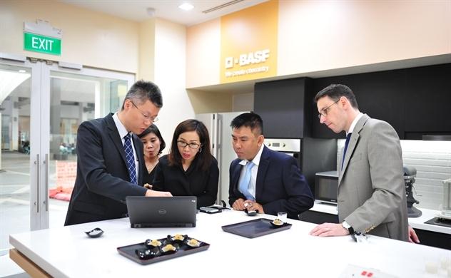 NutiFood ký kết hợp tác với Tập đoàn BASF