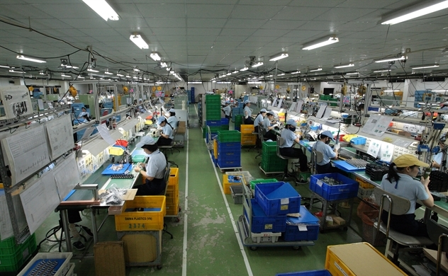 PMI Việt Nam vươn lên dẫn đầu khu vực ASEAN