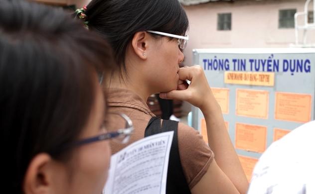 Chỉ 11% lao động của Việt Nam có kỹ năng tay nghề cao
