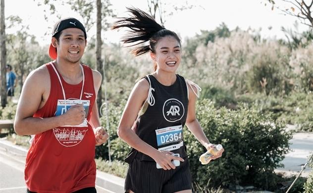 Adidas Runners Saigon tham gia Marathon quốc tế TP.HCM Techcombank 2018