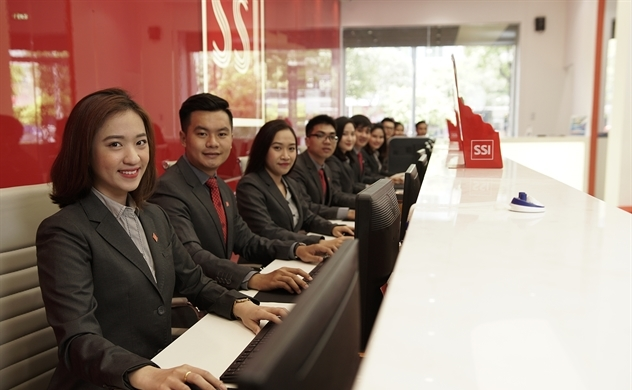 SSI dẫn đầu về lợi nhuận ngành chứng khoán