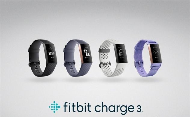 Cảm biến SpO2 giúp Fitbit Charge 3 theo dõi sức khoẻ hữu hiệu