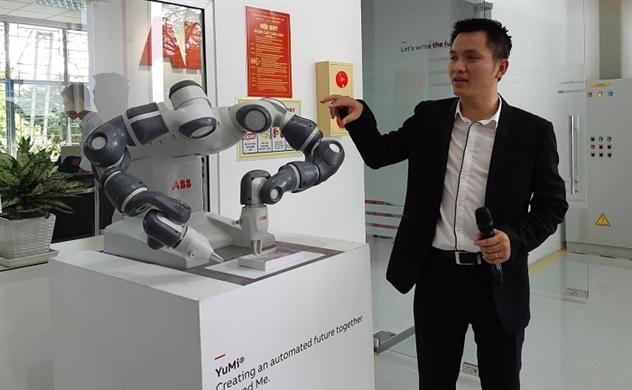 ABB khai trương trung tâm kỹ thuật, dịch vụ tại Việt Nam