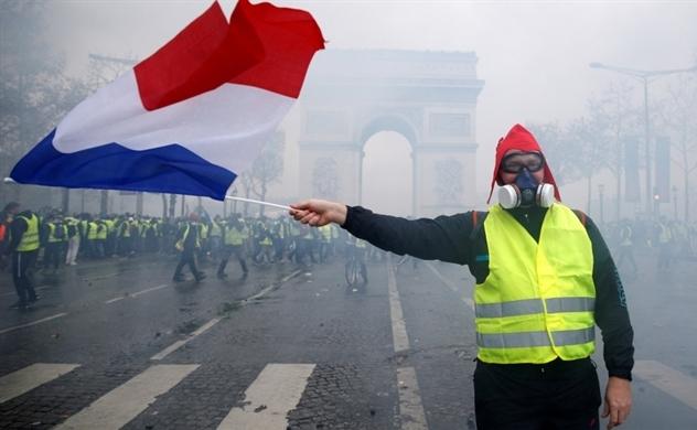 Áo Vàng cản trở cải cách kinh tế của nước Pháp