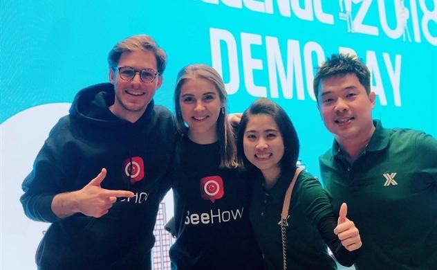 Startup Việt Nam đầu tiên giành giải tại K-Startup Grand Challenge 2018