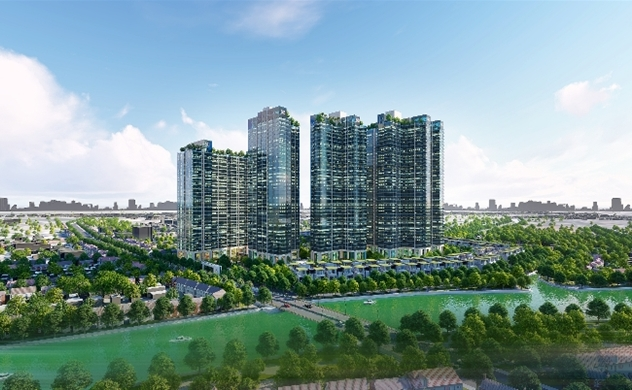 Sunshine City Sài Gòn: Dấu ấn Nam tiến của ông lớn bất động sản