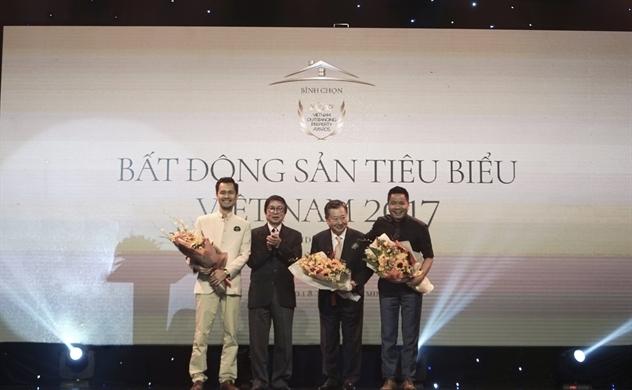Bình chọn Bất động sản tiêu biểu Việt Nam 2018