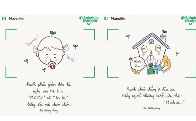 Tận hưởng hạnh phúc giản đơn mỗi ngày cùng Manulife