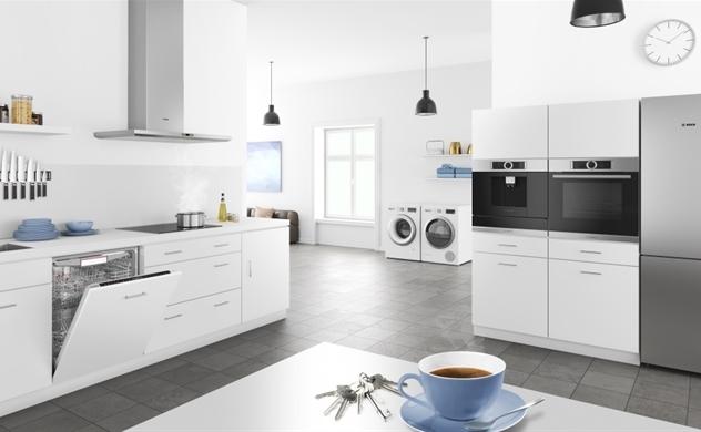 Đồ gia dụng nhà bếp Bosch: Sự kết hợp hoàn hảo giữa thiết kế và công năng