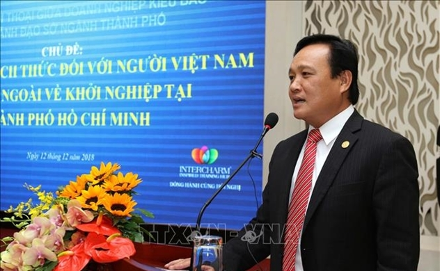 Doanh nghiệp kiều bào trăn trở với chính sách kinh doanh tại Việt Nam