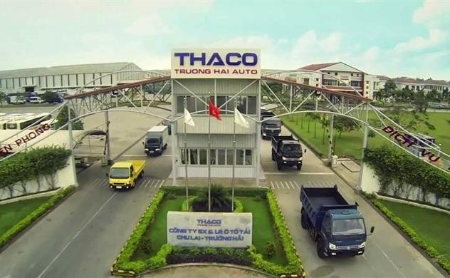 Thaco lãi tăng mạnh, vay thêm 9.500 tỉ đồng