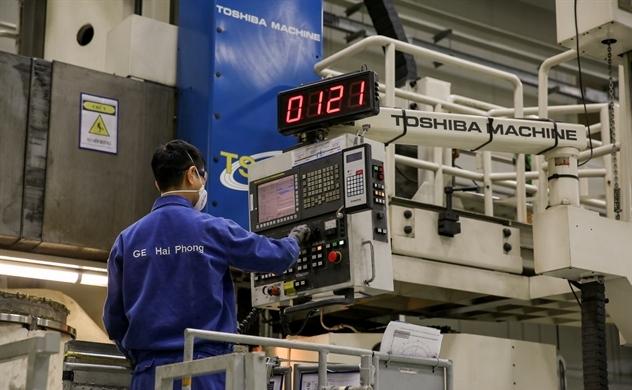 Nhà máy GE Hải Phòng xuất khẩu hơn 1 tỉ USD