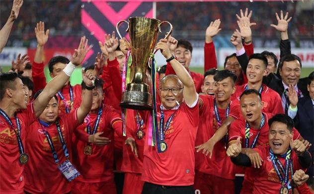 Bóng đá Việt Nam: Từ vực sâu SEA Games tới đỉnh cao AFF Cup