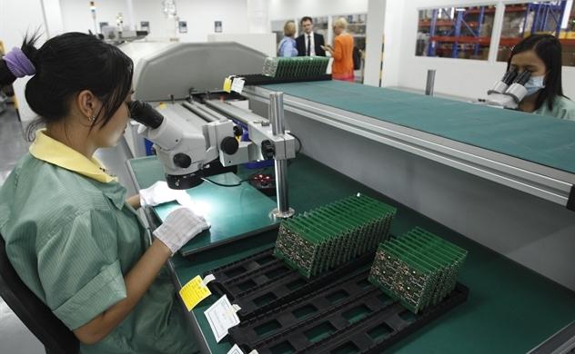 Hàn Quốc liên tục dẫn đầu FDI vào Việt Nam