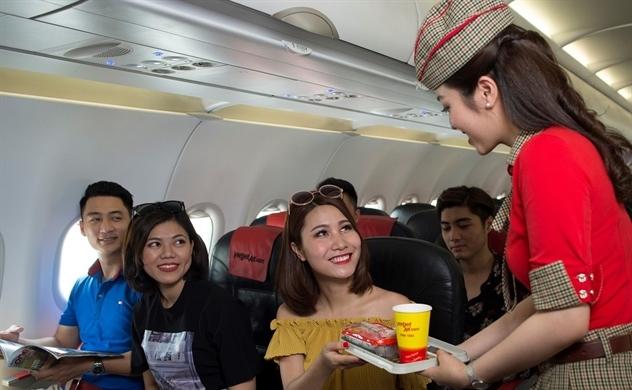 Vietjet mở bán vé đường bay TP.HCM – Vân Đồn