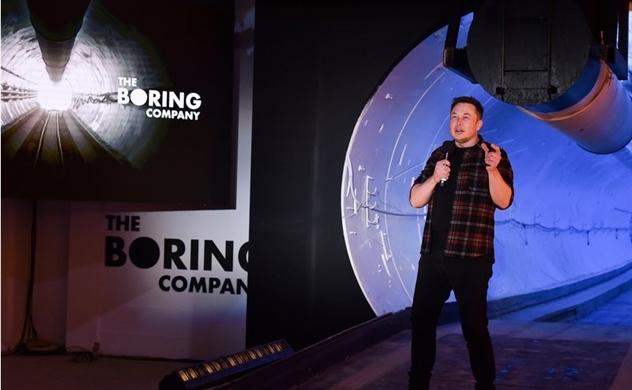 Elon Musk ra mắt đường hầm ngầm ở Los Angeles