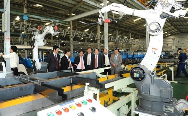 Bất động sản hưởng lợi từ sự tăng trưởng của ngành công nghiệp ô tô