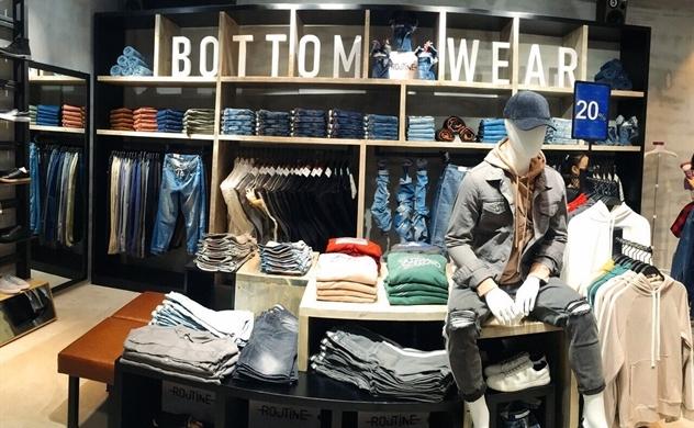 Thương hiệu thời trang nam Routine khai trương cửa hàng thứ 17 và 18 tại TP.HCM